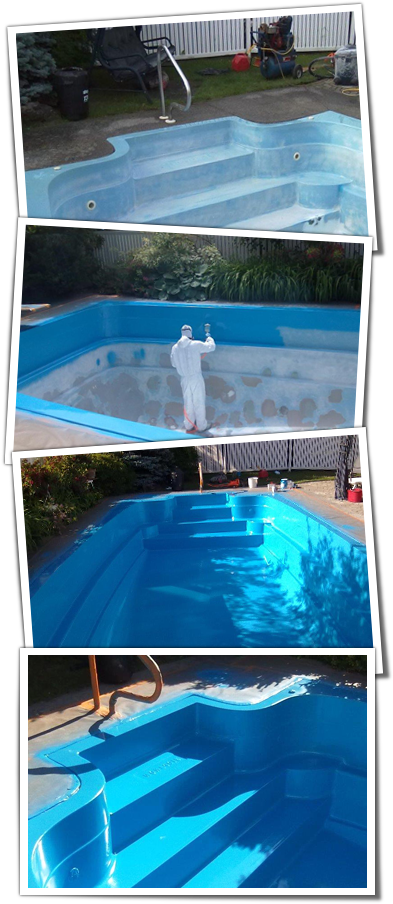 R paration de piscines en fibre de verre for Piscine fibre de verre